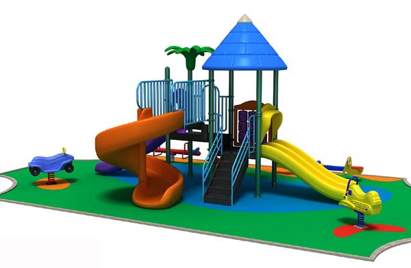 幼教用品组合滑梯幼儿床图片/幼教用品组合滑梯幼儿床样板图 (1)