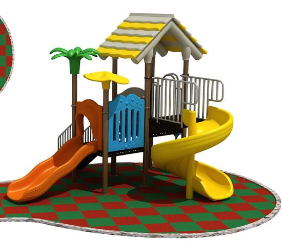 组合滑梯图片/组合滑梯样板图 (1)