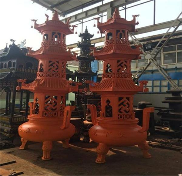 长方香炉-青岛辰华机械-香炉