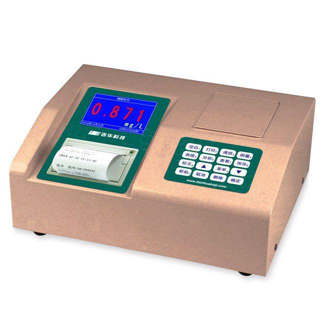 梅州水质检测、连华COD检测仪器、水质检测COD