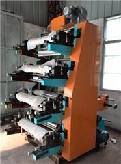 拉伸膜印刷机|印刷机|日强机械