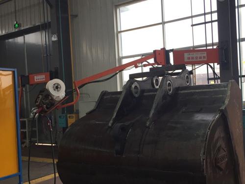 旭泰机械(图),电动式焊机空间臂型号,焊机空间臂