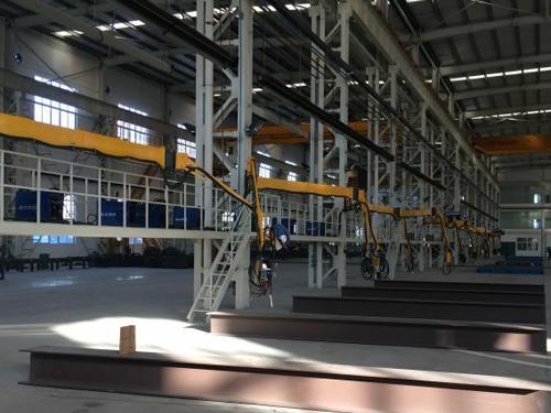 焊机空间臂、电动升降式焊机空间臂、旭泰机械