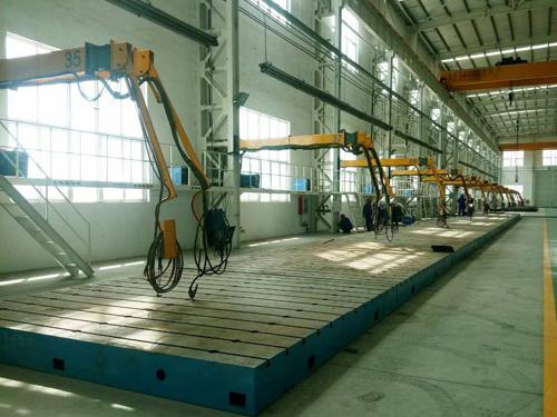 旭泰机械|荆门空间臂厂家|钢桥梁焊接空间臂厂家