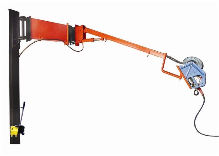 旭泰机械(图)、电动式焊机设备悬臂、焊机设备悬臂