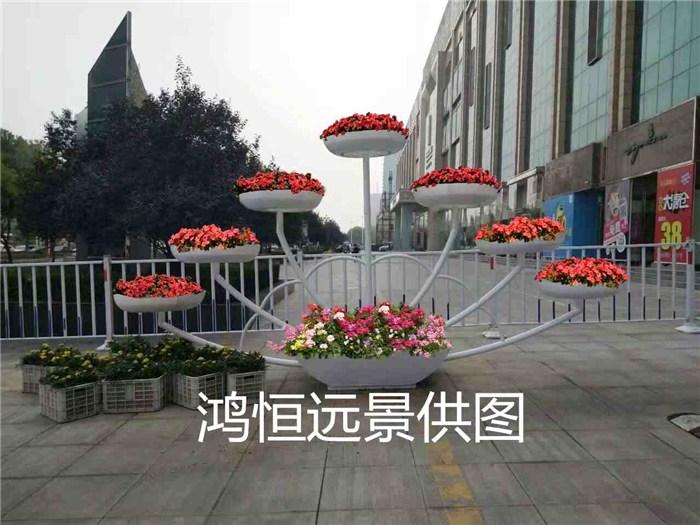 园艺塑料花盆容器_容器_鸿恒远景(查看)