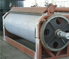 滚筒刮板干燥机,一步干燥,青霉素菌渣滚筒刮板干燥机