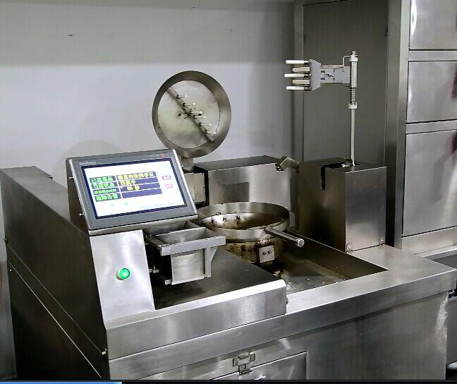 炒菜机器人,钜兆电磁炉(在线咨询),炒菜机