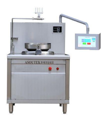 那些在用自动炒菜机、炒菜机、钜兆电磁炉