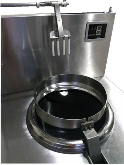 自动抛锅炒菜机,钜兆电磁炉,炒菜机