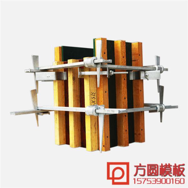 马鞍山方柱紧固件-山东方圆模具-建筑方柱紧固件