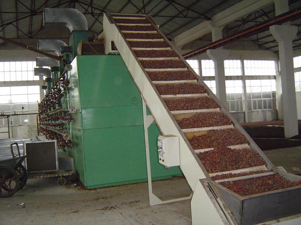 带式干燥设备优点_低价格_带式干燥设备
