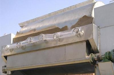 污泥滚筒刮板干燥机,滚筒刮板干燥机,专业技术