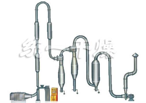 气流干燥设备,统一干燥,气流干燥设备噪音低