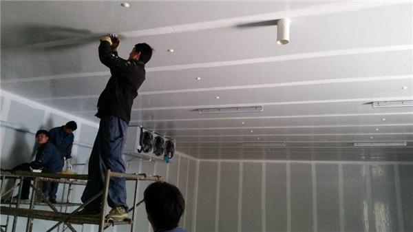 冷库工程|冷库工程服务|保鲜冷库工程