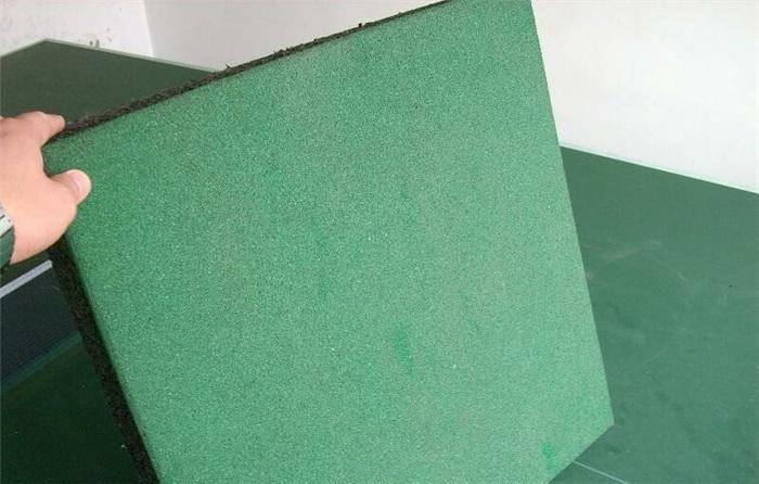 橡胶地板_橡胶地板_新鲁中塑胶铺设(查看)