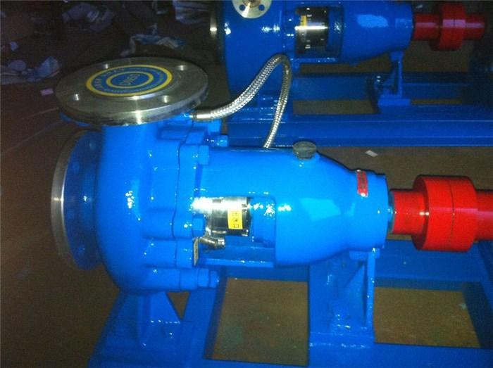 给料泵CZ150-500_无泄漏化工排污泵_上海排污泵