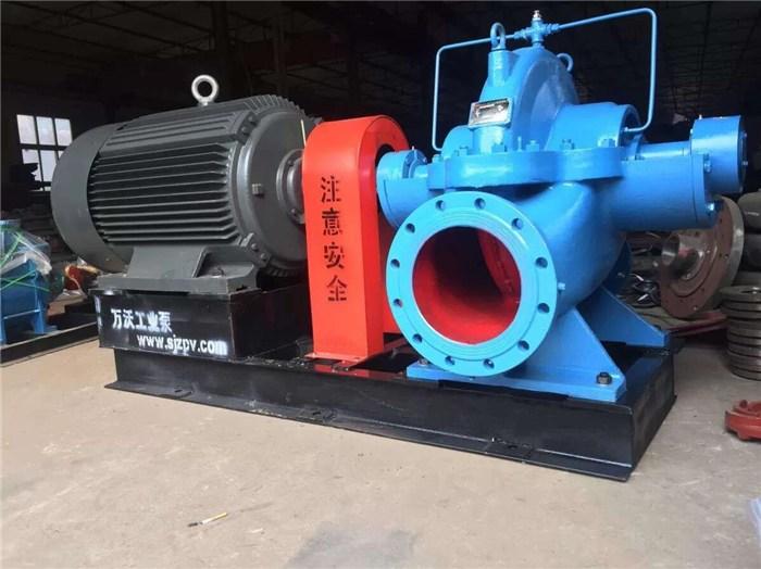 补水泵、重庆双吸泵、无泄漏双吸泵