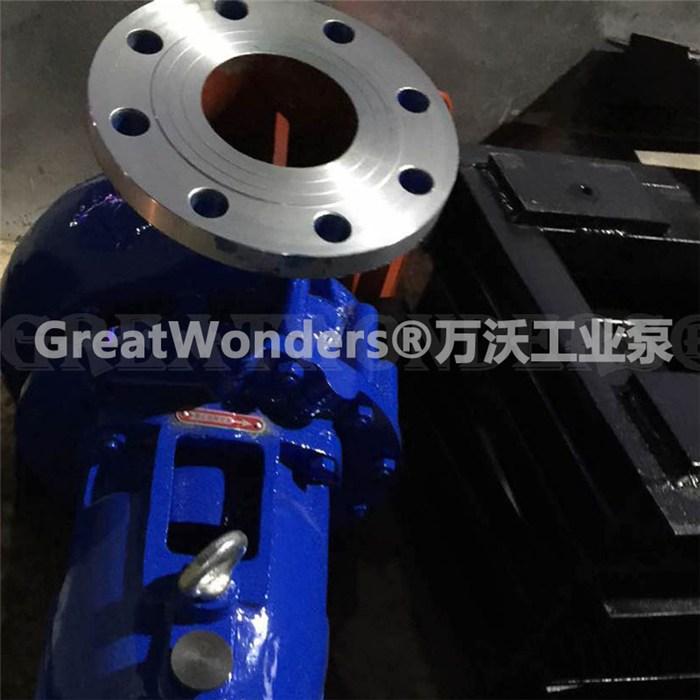 浙江化工泵_不锈钢泵ZA40-315_无泄漏化工泵