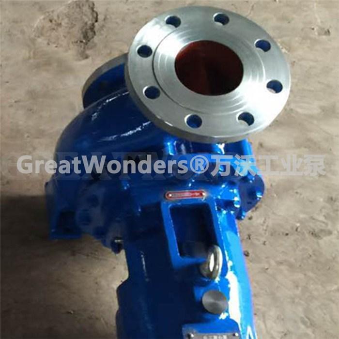 石化流程泵ZA40-250_浙江化工泵_无泄漏化工泵
