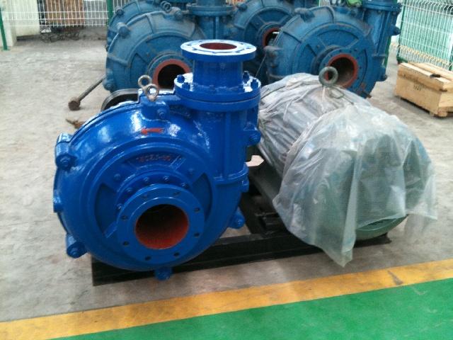 耐磨耐腐蚀泵250ZJ-I-A68