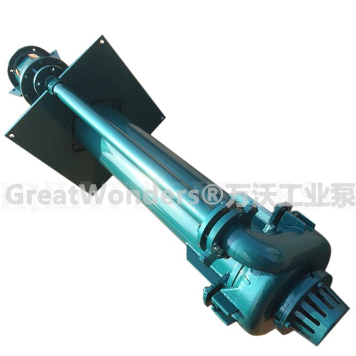 40ZJL-B25氧化铝流程泵、天津立式泵、长轴液下泵