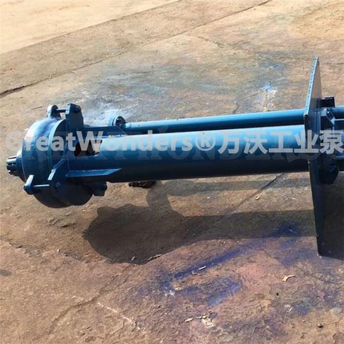 150ZJL-B55B长轴泵,陕西渣浆泵,电石渣浆泵