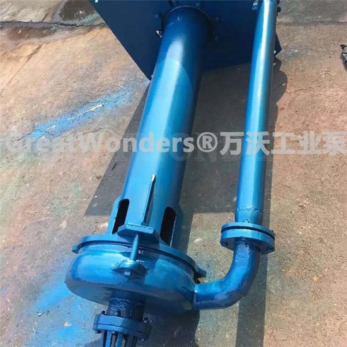 电石渣浆泵_上海渣浆泵_衬胶泵150ZJL-B55B