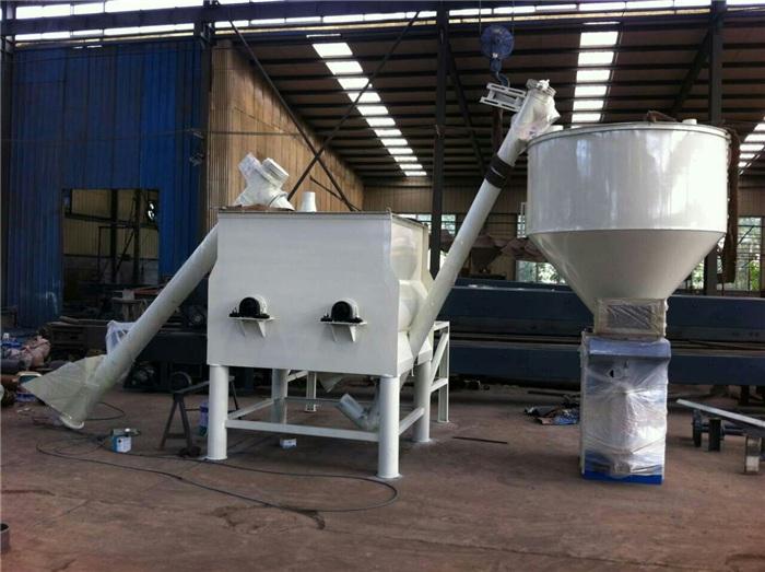 干粉砂浆包装机生产厂家|干粉砂浆包装机|华宇建材机械