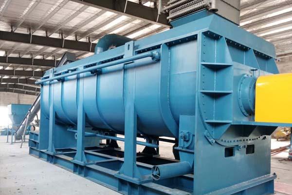 废渣烘干机-一新干燥-厂家直销废渣烘干机