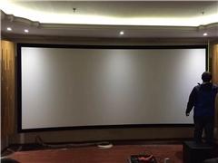 西宁投影幕|雄云视听设备|150投影幕