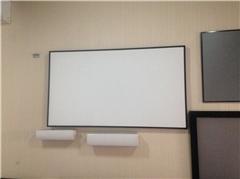 画框投影幕,雄云视听设备,投影幕