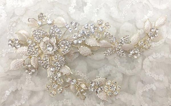 紫萱蝶饰品造型美观、新娘饰品批发、饰品