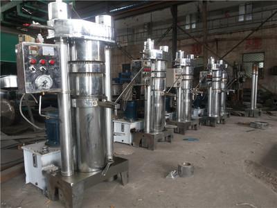 液压榨油机械|液压榨油机|安邦机械