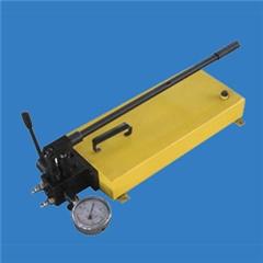 太原SYB-5手动泵_手动泵_隆力液压