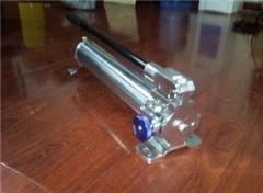 太原手动泵_隆力液压_手动泵