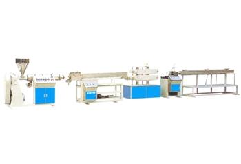 pe塑料管材设备、塑料管材设备、海天塑料机械