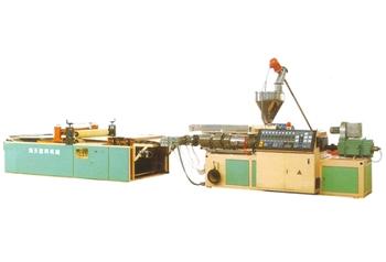 青岛塑料板材设备、塑料板材设备、海天塑料机械