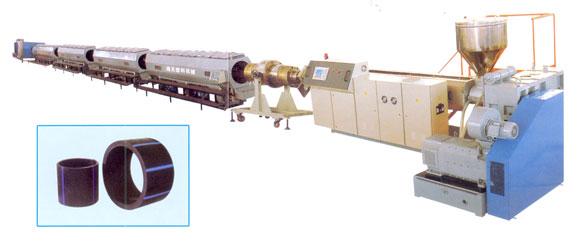 pe塑料管材设备_塑料管材设备_海天塑料机械