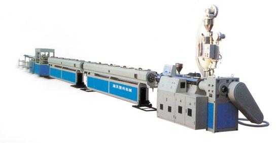 pp塑料管材设备_塑料管材设备_海天塑料机械