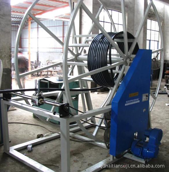 塑料管材设备价格|青岛海天塑料机械|塑料管材设备