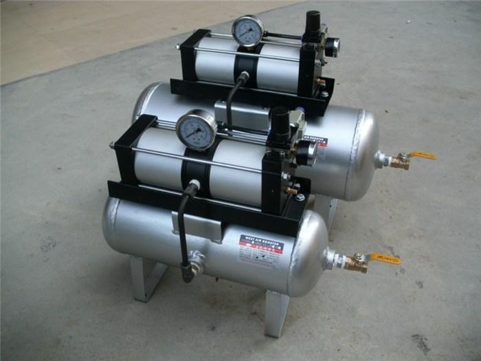 威速特厂家(图)、注塑机气动增压泵、气动增压泵