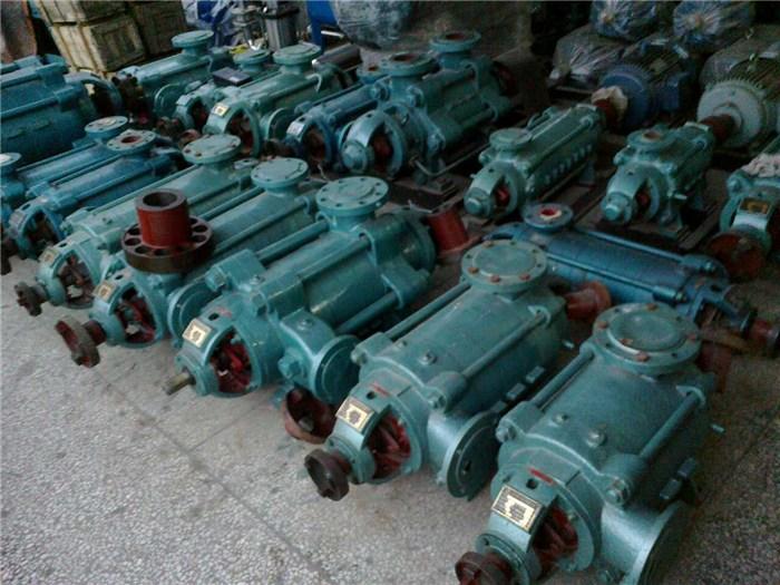 强盛泵业_开封DF型多级泵_不阻塞DF型多级泵