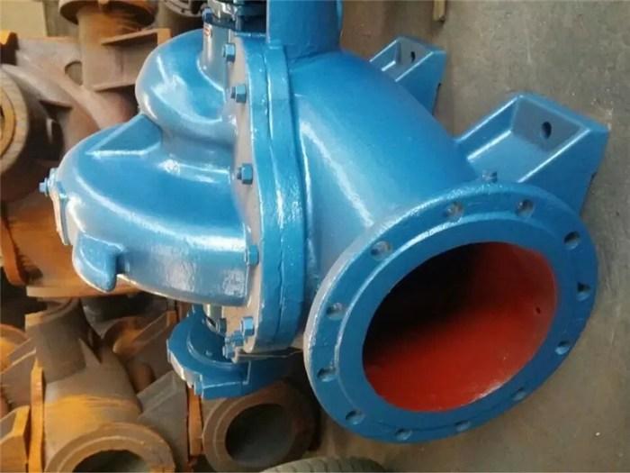 不阻塞SH型双吸泵_SH型双吸泵_强盛泵业(多图)