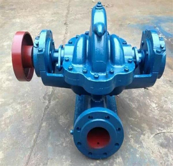 SH型双吸泵_不阻塞SH型双吸泵_强盛泵业