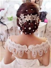 新娘化妆电话,洛可可婚纱造型工作室,新娘化妆