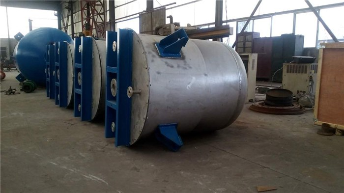 反应罐 硝化|反应罐|郑州铁营设备