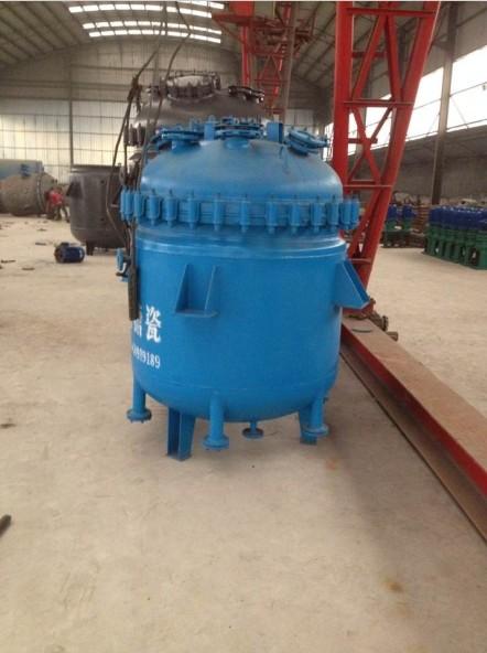 郑州铁营设备(图)|反应罐结构|反应罐