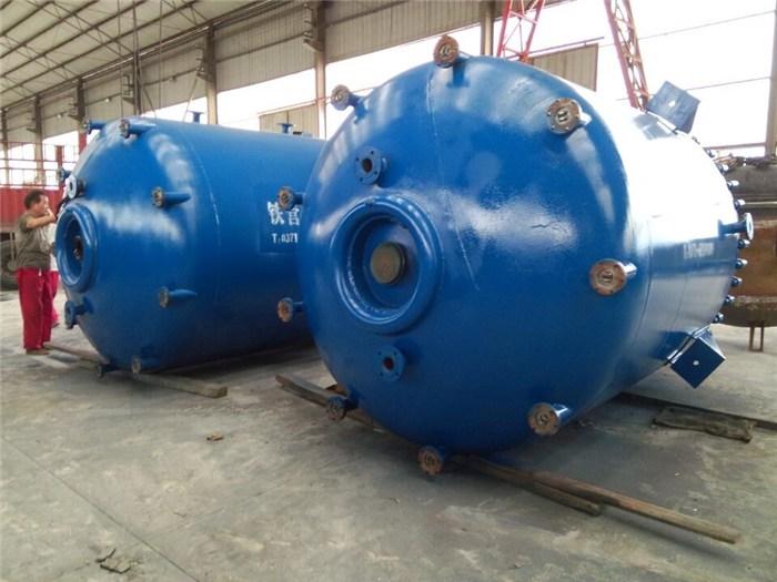 反应罐,1吨电加热反应罐,郑州铁营设备(优质商家)