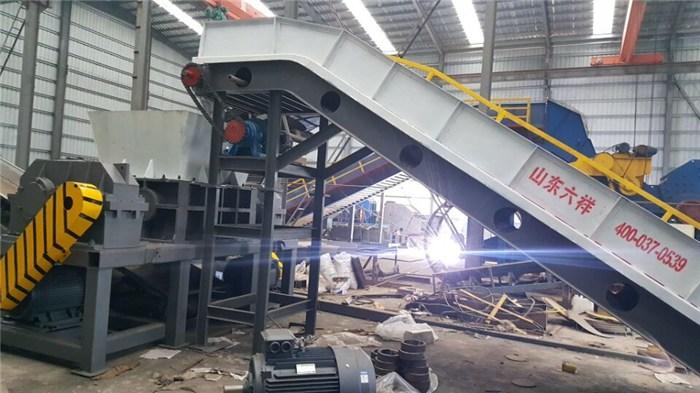 破碎机、国企合作企业、废钢破碎机